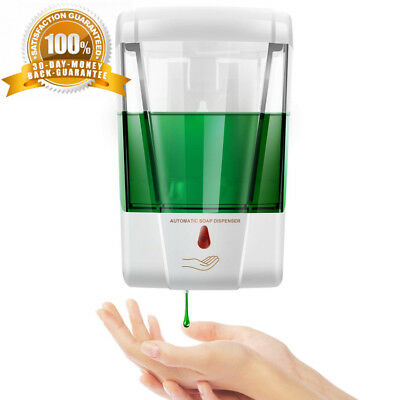 Stillcool Automatic Soap Dispenser Wall Mounted 600ml Handfree Touchless