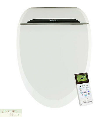 Wash Mate Deluxe Luxury Bidet Hygiene Toilet System Electronic Seat