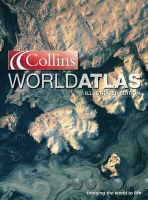 (Good)-Collins World Atlas Illustrated edition (Paperback)--000715724X