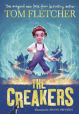 Creakers by Tom Fletcher Paperback Book Free Shipping!