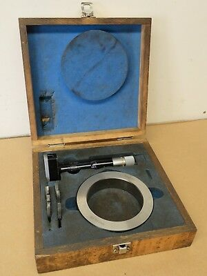 Bowers 77mm to 103mm Internal Bore Micrometer Complete In Box VGC ME1736