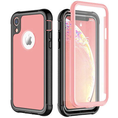 For iPhone XR 6.1 Inch Shockproof Full Body Heavy Duty Protection Otterbox Case