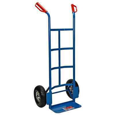 Toolland Hand Truck Metal 200kg Transport Carrier Trolley Handcart Dolly QT103
