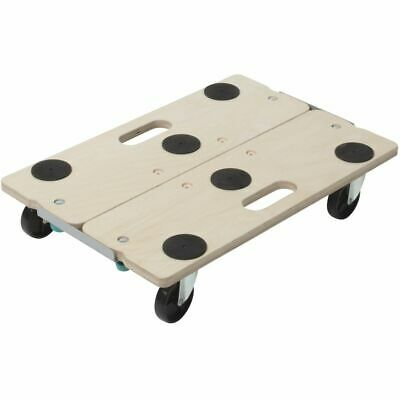 wolfcraft 3-in-1 Furniture Dolly Moving Trolley Board Transport FT300 5542000