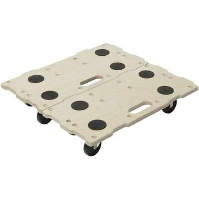 wolfcraft Modular Jigsaw Furniture Dolly Trolley Board Transport FT400 5543000