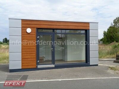 Modular Building, Portable Cabin, Office, Marketing Suite, Showroom
