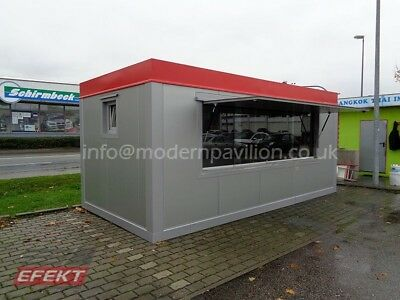Catering Pavilion,Modular Building, Mobile Container, Portable Cabin