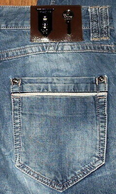 Bleu Jeans Standard Dsquared2 Coupe Authentique Droite Homme Jambe YA0Wdx4n