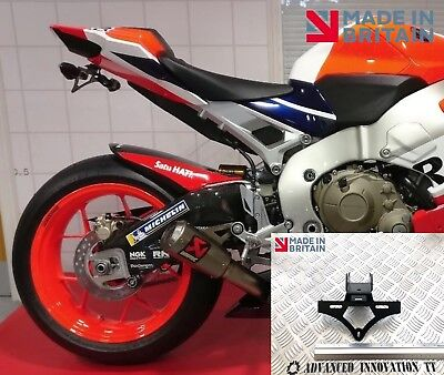 Honda Fireblade CBR1000RR SP SP2  Tail Tidy / 2017 2018 2019 Fender Eliminator