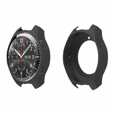 For Samsung Galaxy Gear S3 Frontier Shock-proof Band protector Slim Skin Cover
