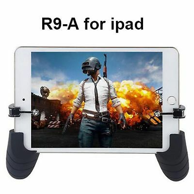 For PUBG iPad Gamepad Gaming Trigger Fire Button L1R1 Shooter Controller
