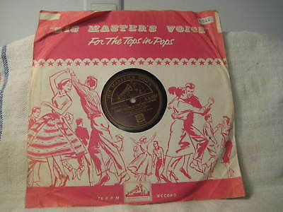 Perry Como: Me In Your Eyes/ Marcheta - 1949 UK (fast neu)