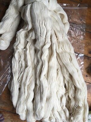 10 x 100g Undyed Yarn - great for dyeing