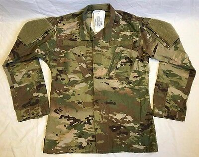 Scorpion Ocp W2 Flame Resistant, Army Combat Uniform Coat, X-Small Regular, Nwt