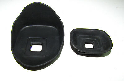 GENUINE Canon Eye Cup Viewfinder set (Large and small) for Canon GL2 GM2