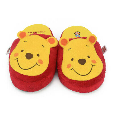 Winnie the Pooh Adult Costume Plush Doll Soft Toys Fancy Shoes indoor Slippers