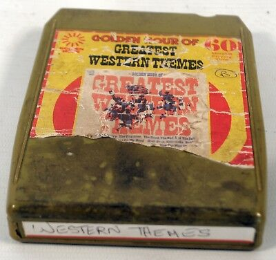 ⭐️ 8-track 8 Track Tape Cassette Cartridge Elvis Pressley Greatest Show On Earth Music