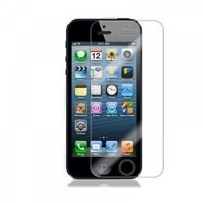 5 Pieces High Quality Film Anti Scratch Screen Protector for iPhone 5s 5c