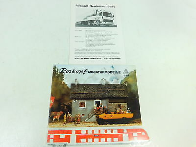 BH841-0, 5 #Roskopf / Rmm H0 / 1:87 Catalogue with News 1985