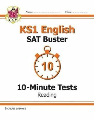 New KS1 English SAT Buster 10-Minute Tests: Reading (for the 20... 9781782947073