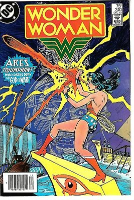 Wonder Woman #310 (1983) VF/NM-NM  Mishkin - Beachum