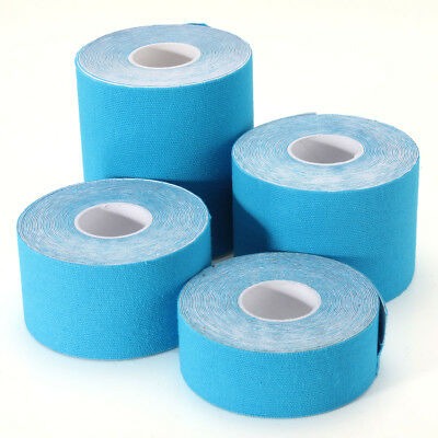Proworks 5m Kinesiology Tape Sports Physio Knee Shoulder Body Muscle Support New