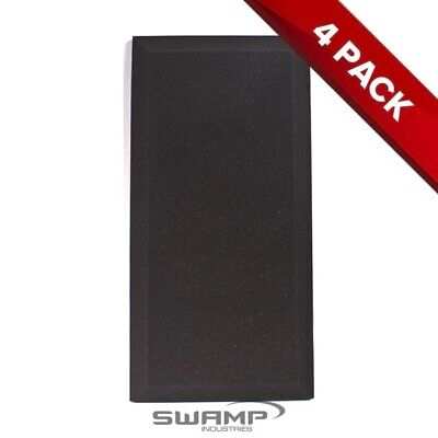 4 Pack of Acoustic Foam - Dense Sound Block Panel - 50mm Thick - 59cm by 30cm