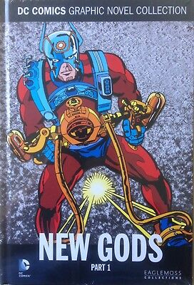 *NEW Sealed* DC Comics Graphic Novel Collection Vol 81  NEW GODS PART 1 #shlf