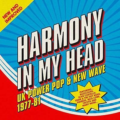 Harmony In My Head: UK Power Pop & New Wave (1977-81) - Various (NEW 3CD)