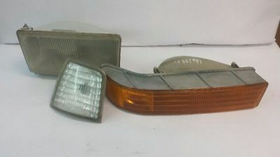 DRIVER HEADLAMP & BLINKERS WITHOUT BRACKET 92 93 94 95 96 97 Ford F250 Pickup