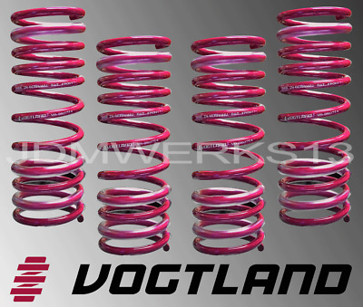 VOGTLAND LOWERING SPRINGS fits 4 cyl. NISSAN 2.5 ALTIMA 2007 07 08 - 2012 952123