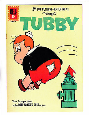 Marge's Tubby  No.48    : 1961 :   : Fire Hydrant Cover! :