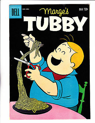 Marge's Tubby  No.43    : 1960 :   : Spaghetti Cover! :