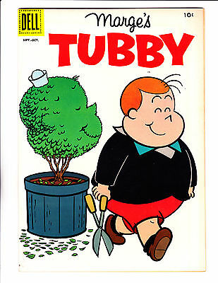 Marge's Tubby  No.30    : 1958 :   : Self Portrait Cover! :
