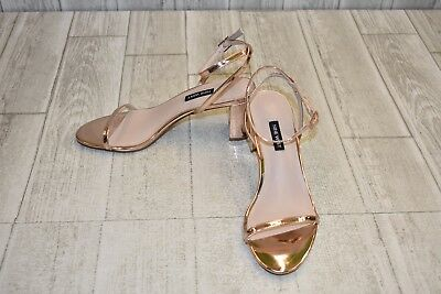 890a9e9cb5c Nine West Provein Pumps-Women s size 8.5 M Rose Gold
