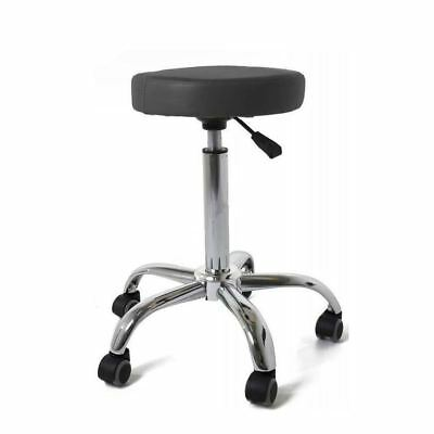 Urbanity hairdressing cutting beauty manicure nail salon chair stool black