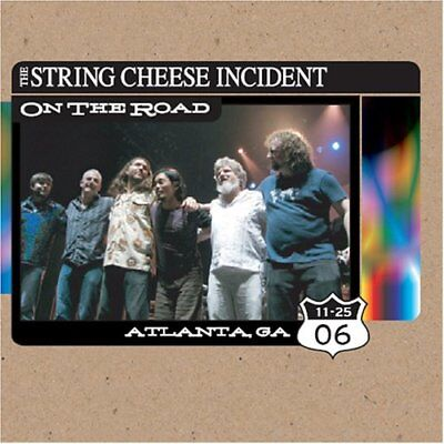 String Cheese Incident - On The Road: Travelogue Fall 2006 CD Sci Fidelity NEW