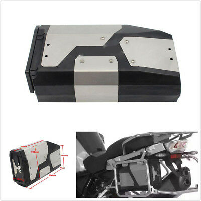 Motorcycle ATV Decorative Stainless Steel Mini Box Toolbox For 04-18 BMW R1200GS