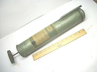 Vintage Sears Crop Plant Garden Duster Sprayer # 1589 Primitive Cross Country