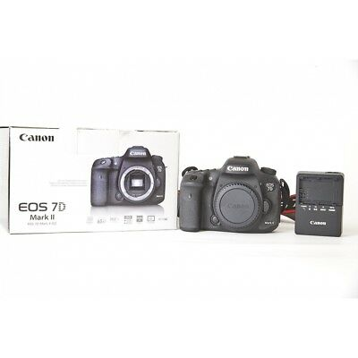 Canon EOS 7D Mark II D'OCCASION Corps WI_FI photos 8100