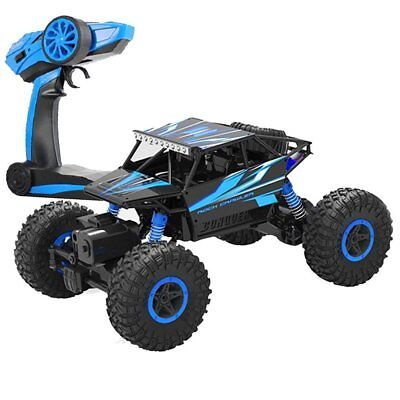 1:18 2.4GHz 4WD Remote Control Car RC Electric Truck Off Road RC Vehicle Crawler