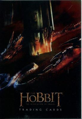 The Hobbit The Desolation Of Smaug Chromium Promo Card P2