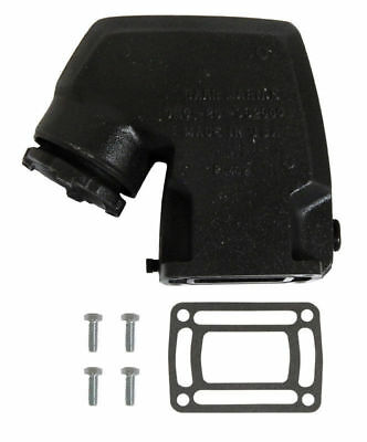BARR, OMC Exhaust Elbow/Riser. For SBC, 5.0L, 5.7L. Years 1979-1989. 982680
