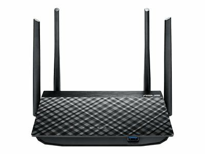 NEW! Asus RT-AC58U Wireless Router 4-Port Switch Gige 802.11A/B/G/N/Ac Dual Band