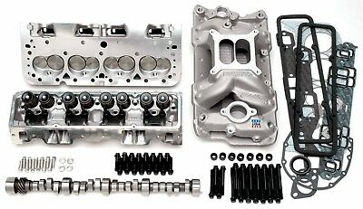 SBC CHEVY TOP End Kit For Aluminum Heads Tek-1003-1205-2451