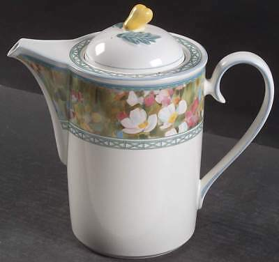 Mikasa FLORAL MEADOW Coffee Pot 375168