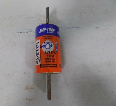 FERRAZ SHAWMUTAMP-TRAP DUAL ELEMENT TIME DELAY 175AMP FUSE AJT175