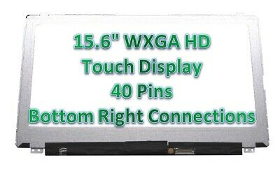 """15.6/"""" LCD LED HD Touch screen w Digtizer Glass For Dell Inspiron 3000 3541 P40F"""