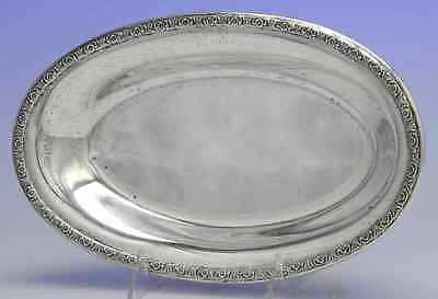 International PRELUDE PLAIN STERLING Bread Tray 8673068