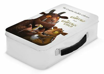 The Gruffalo / Gruffalo's Child DVD Double Pack Collectable Tin Brand New Sealed